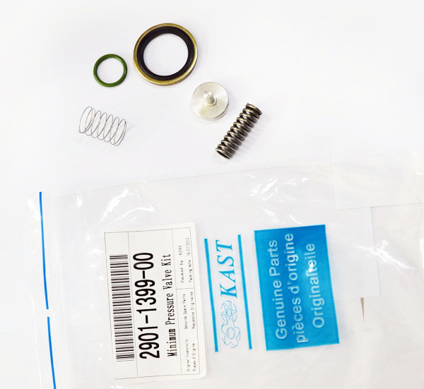 2901139900 minimum pressure valve kit
