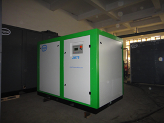 Oil-free Water Lubrication Screw Air Compressor Series